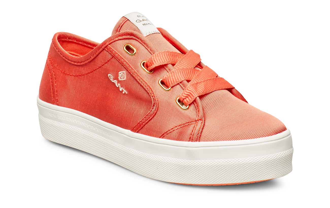 GANT Leisha Low lace shoes - CLEMENTINE