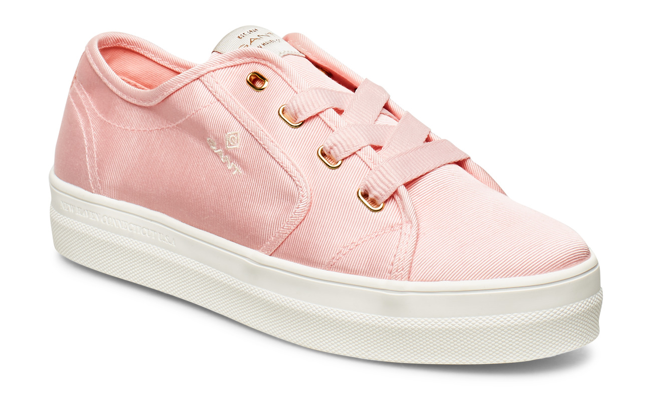 GANT Leisha Low lace shoes - SEASHELL PINK