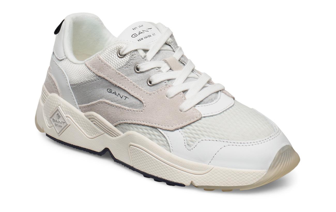 GANT Nicewill Sneaker - WHITE