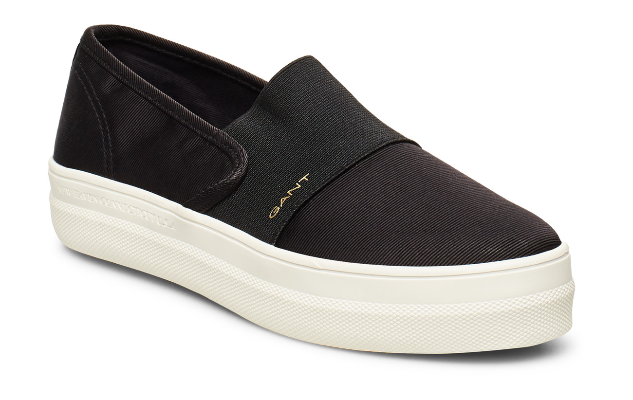 GANT Leisha Slip-on shoes - BLACK