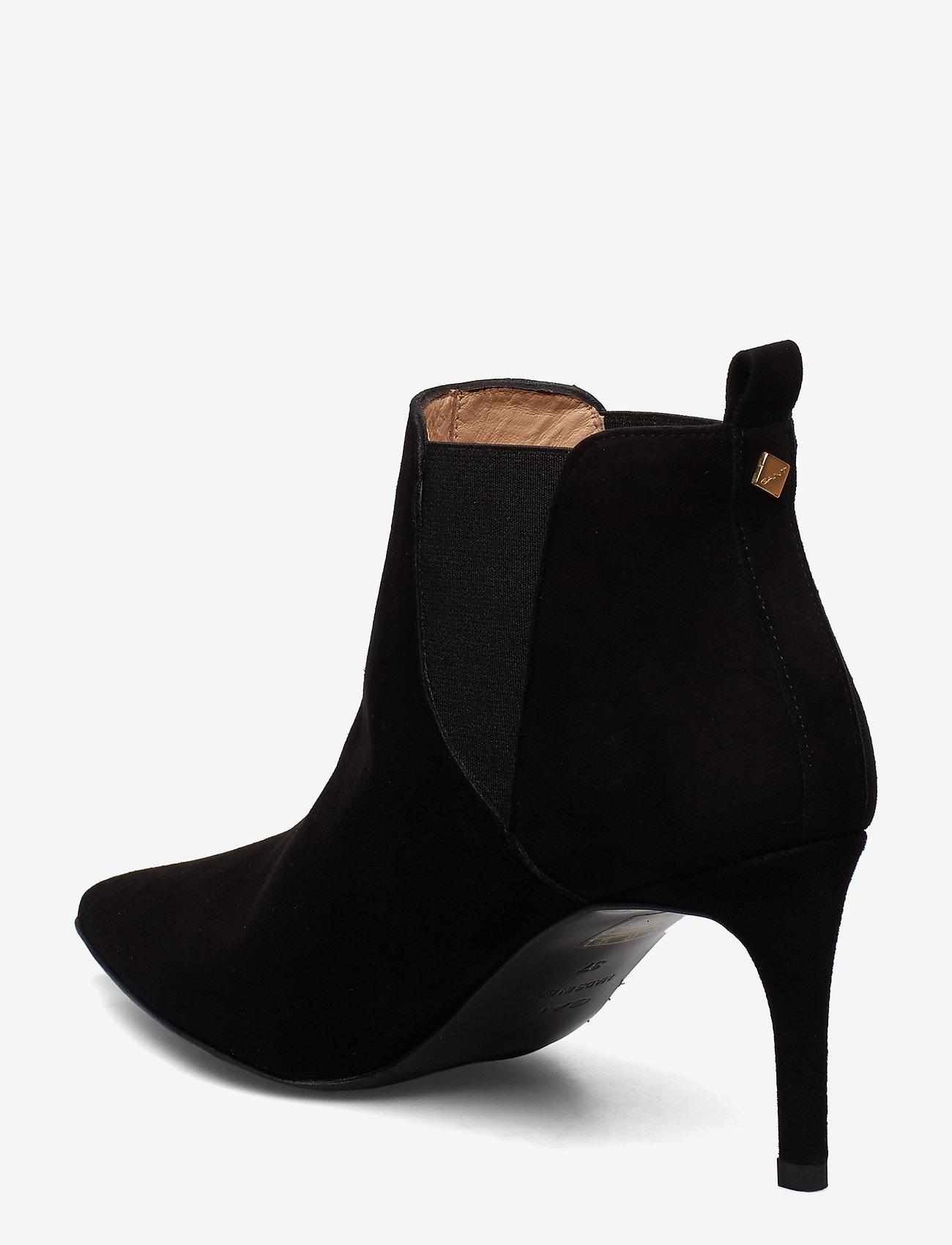 Betty Ancle Boot (Black) - GANT