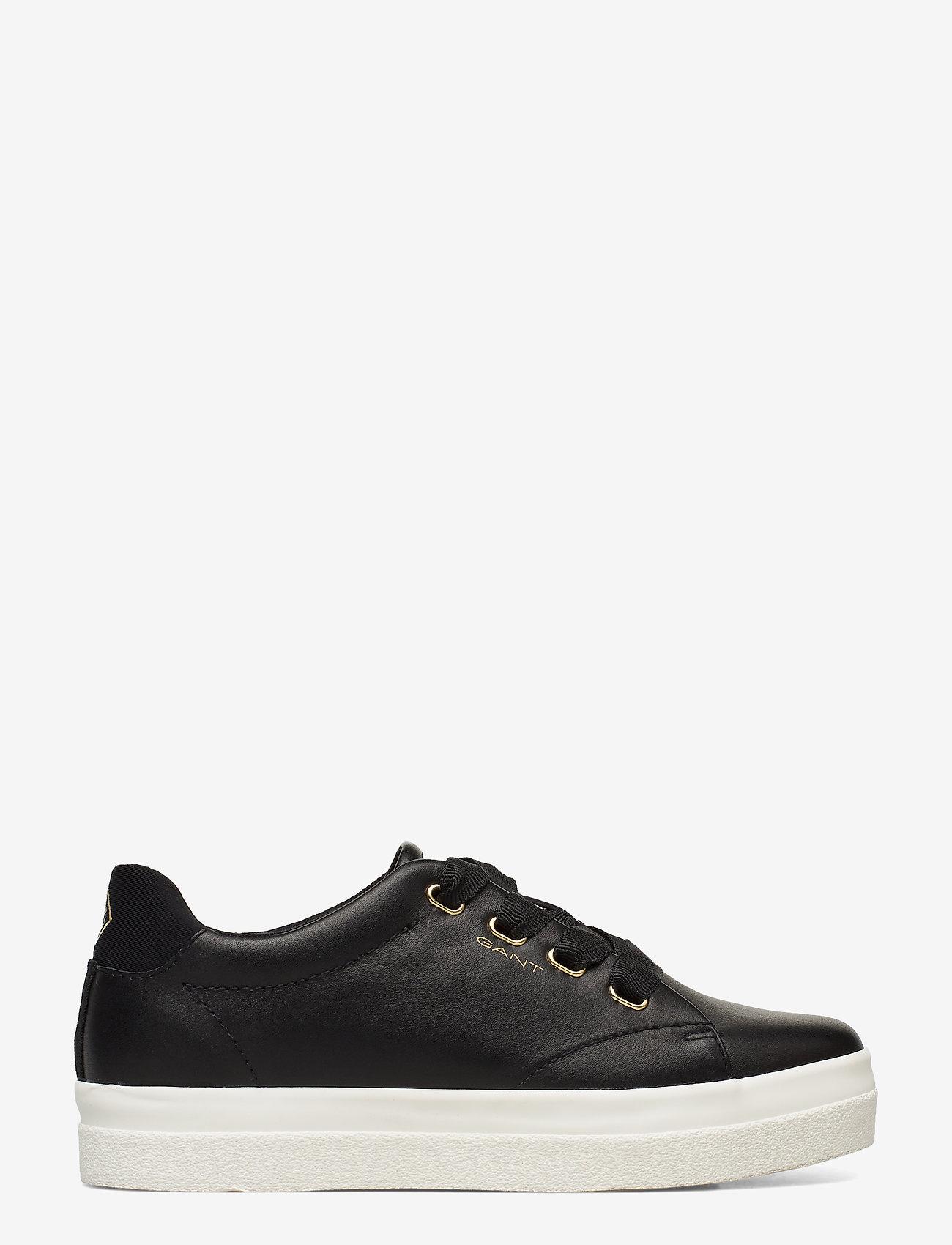 GANT - Avona Sneaker - low top sneakers - black - 1