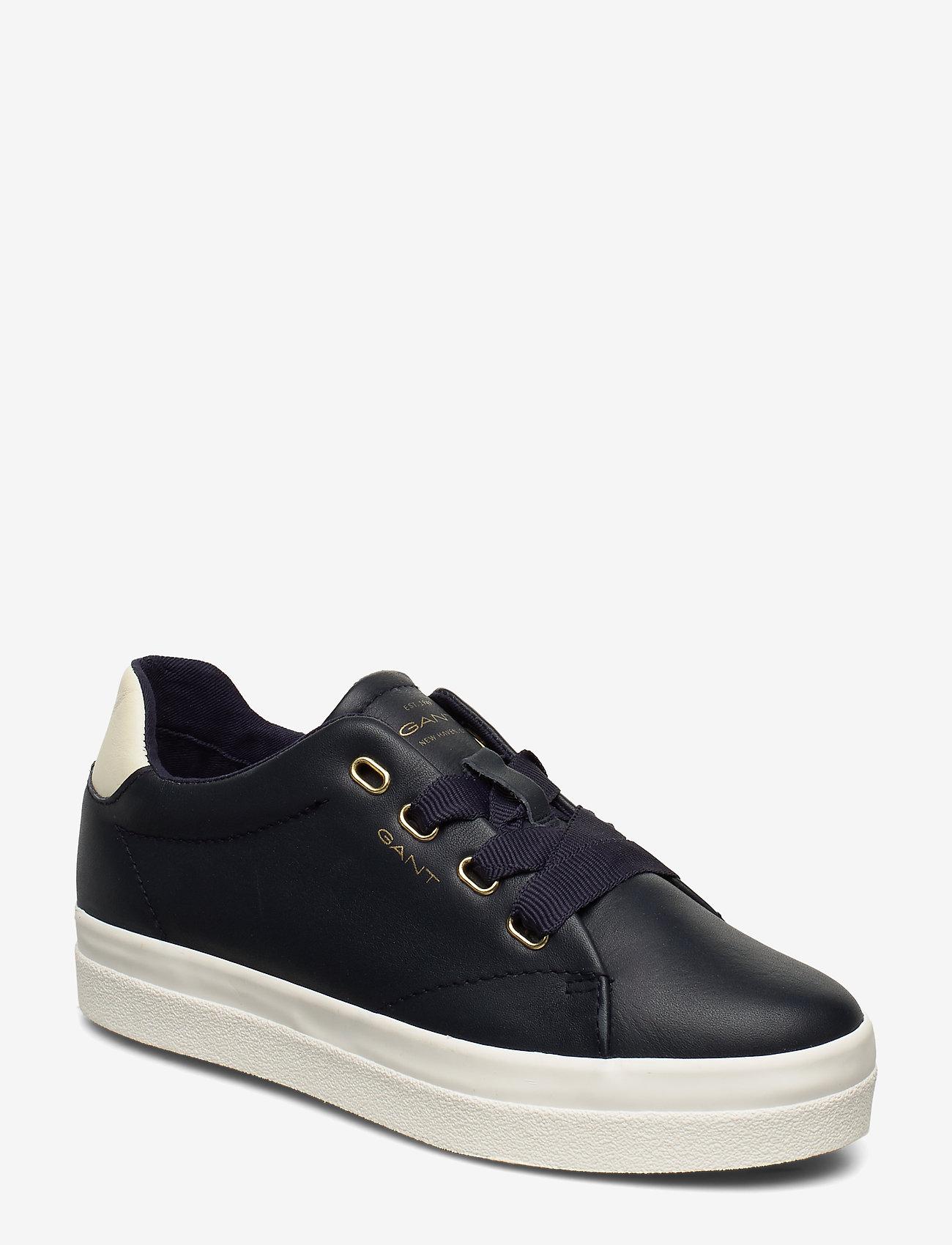 GANT - Avona Sneaker - low top sneakers - marine - 0