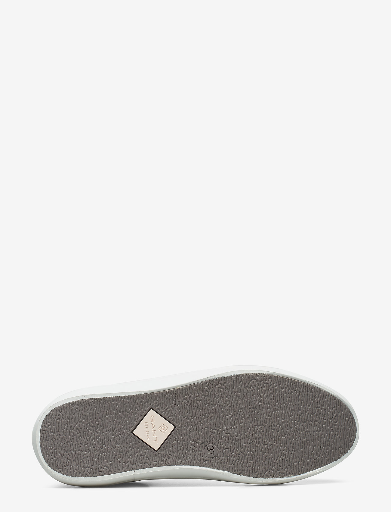 Seaville Sneaker (Bright Wht./silver) - GANT
