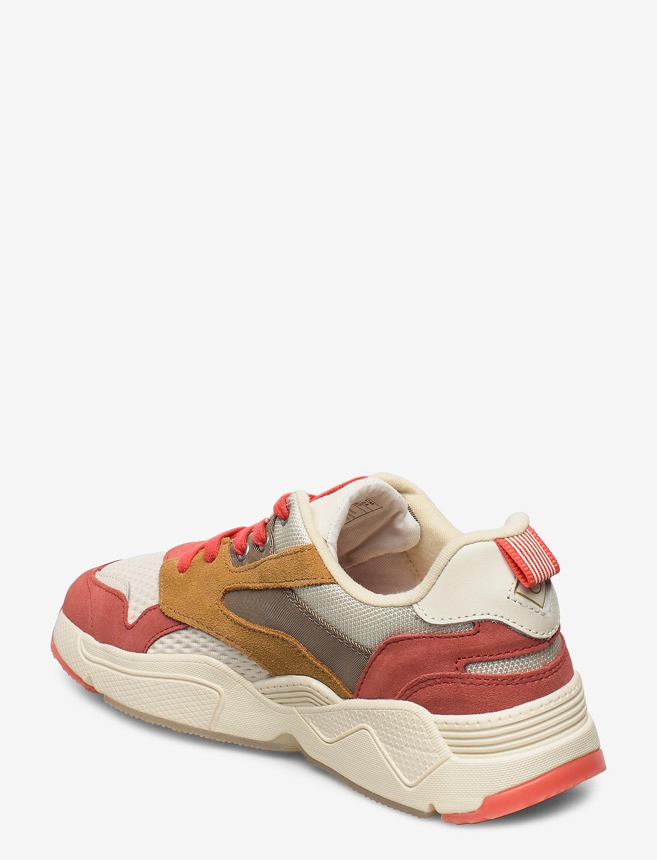 Nicewill Sneaker (Br.coral/fudge Caramel) (714.35 kr) - GANT