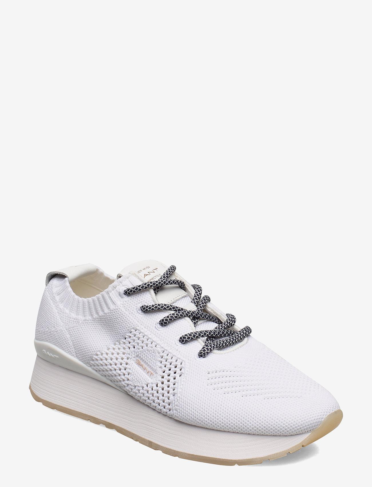 GANT - Bevinda Sneaker - sneakers med lav ankel - white