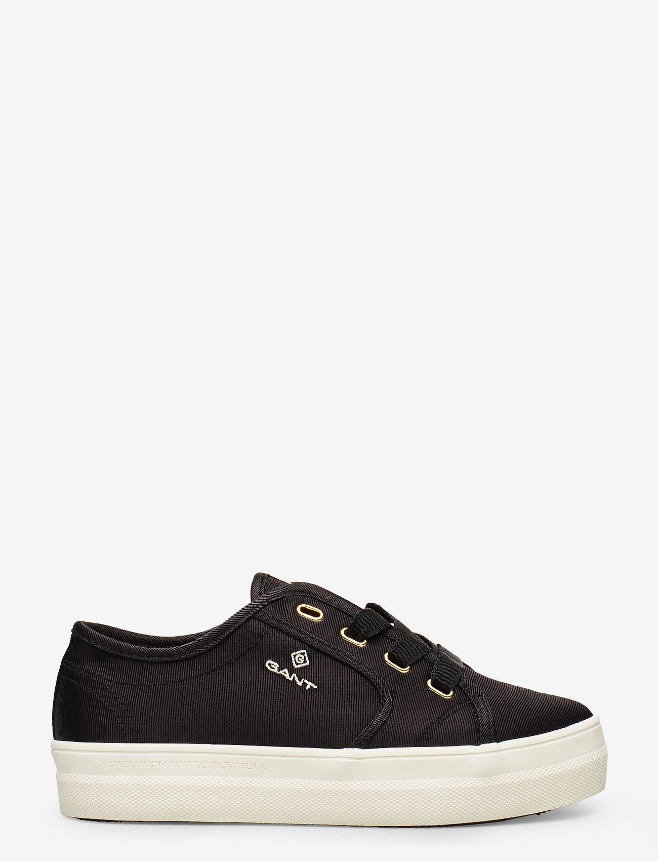 Leisha Low Lace Shoes (Black) (562.50 kr) - GANT