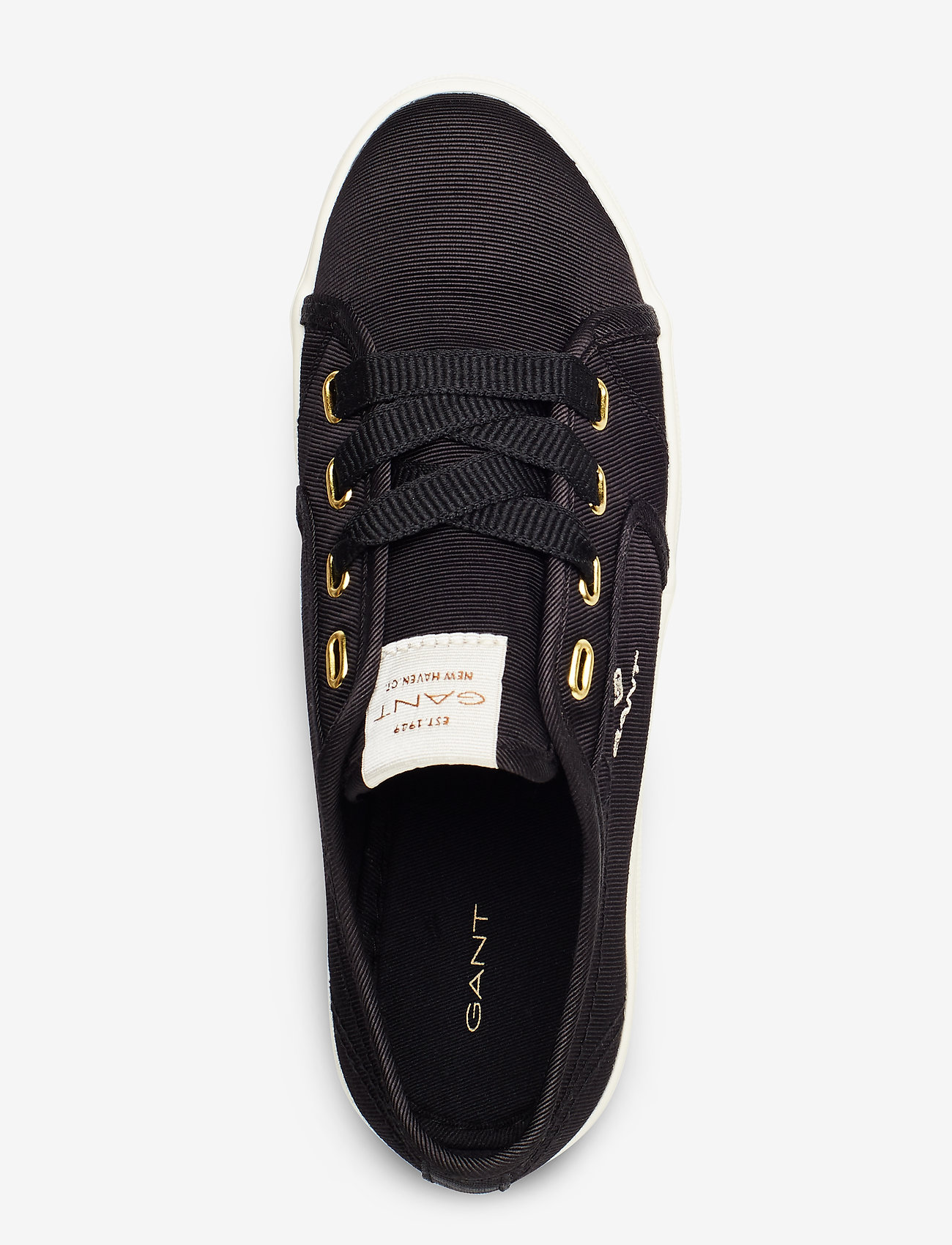 Leisha Low Lace Shoes (Black) - GANT