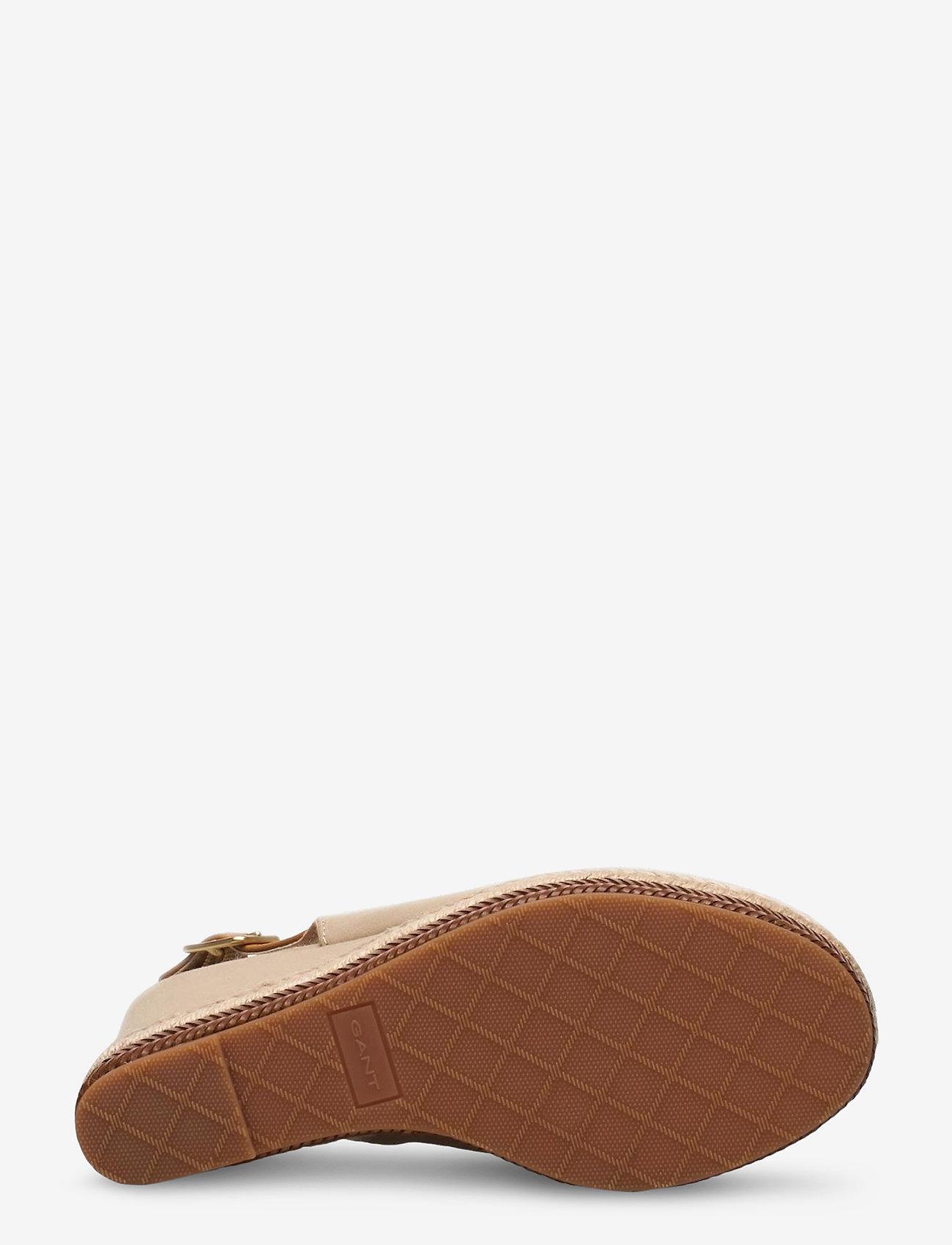 Ivalice Wedge Sandal (Dry Sand) - GANT