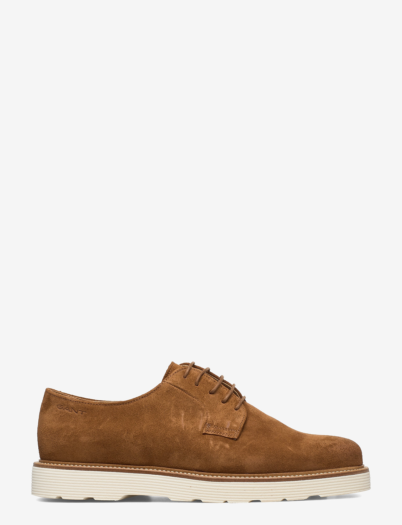 GANT - Prepburg Low lace shoes - chaussures lacées - cognac - 1