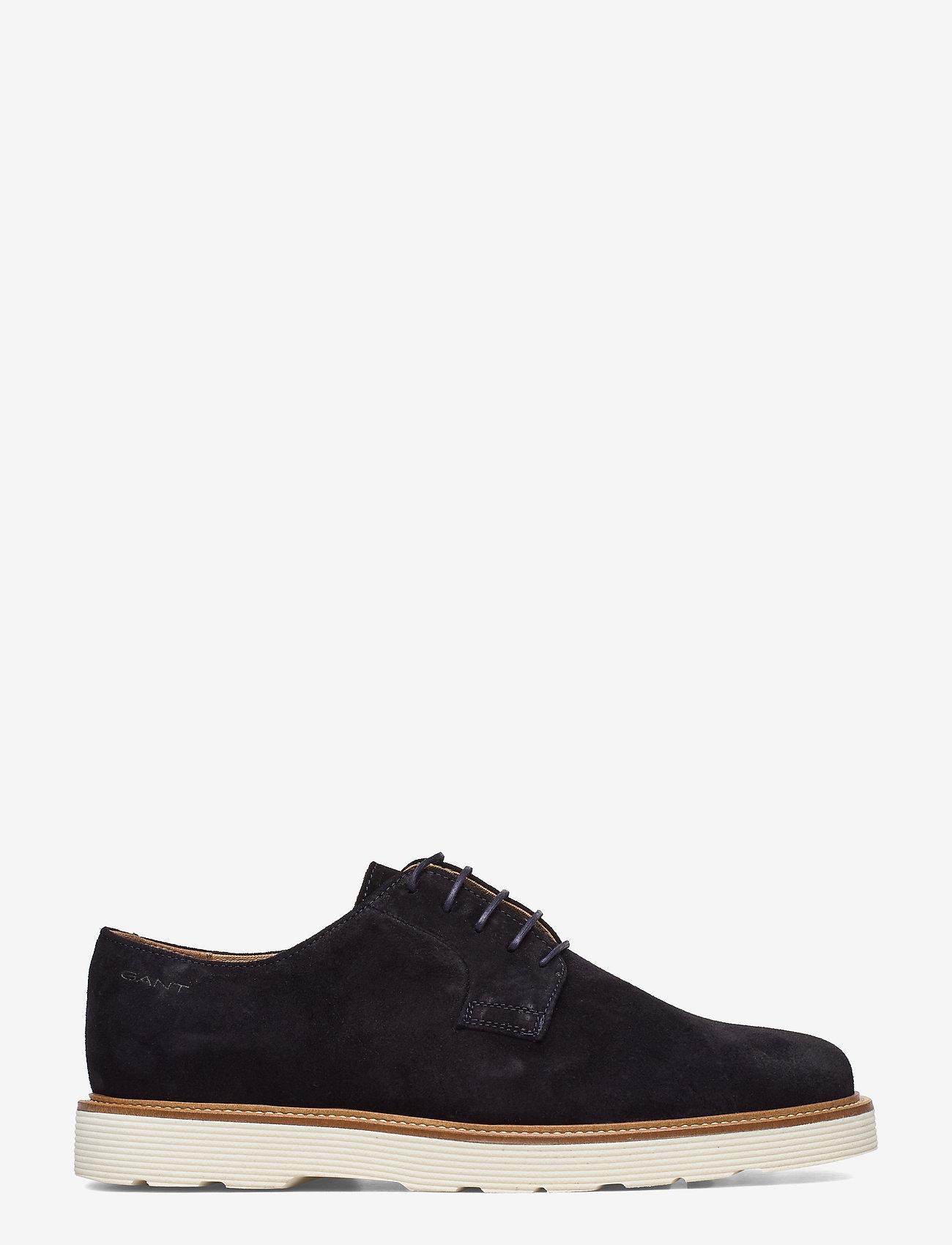 GANT - Prepburg Low lace shoes - chaussures lacées - marine - 1