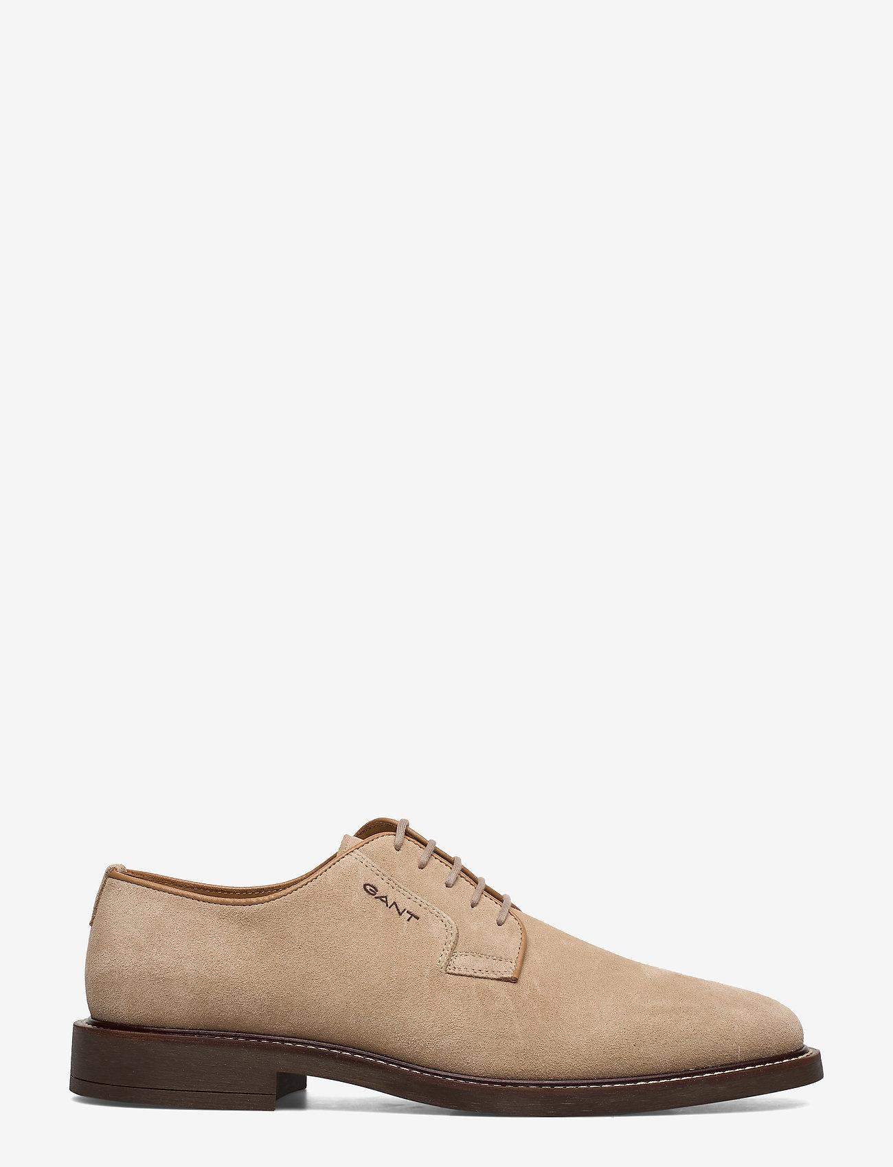 GANT - St Akron Low lace shoes - chaussures lacées - dry sand - 1