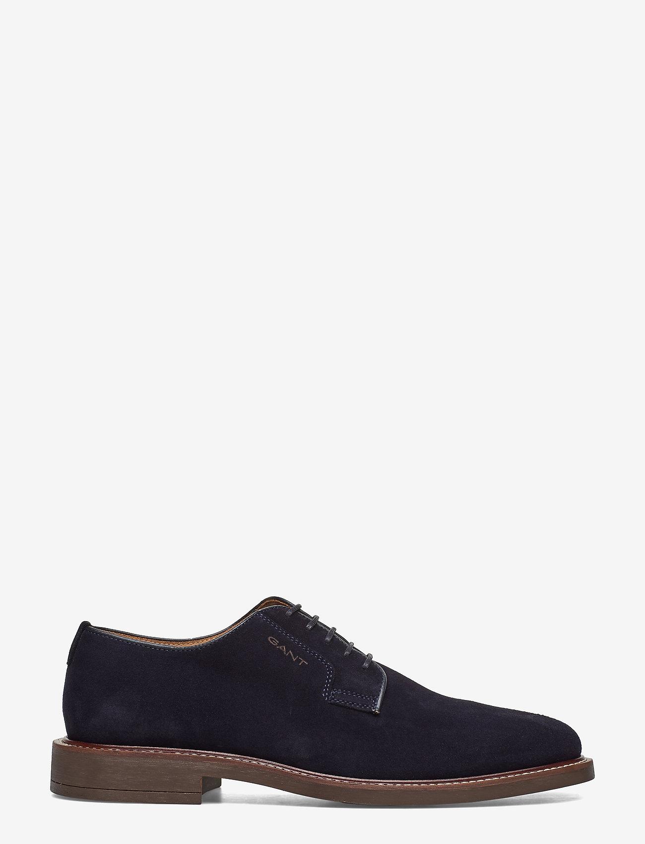 GANT - St Akron Low lace shoes - chaussures lacées - marine - 1