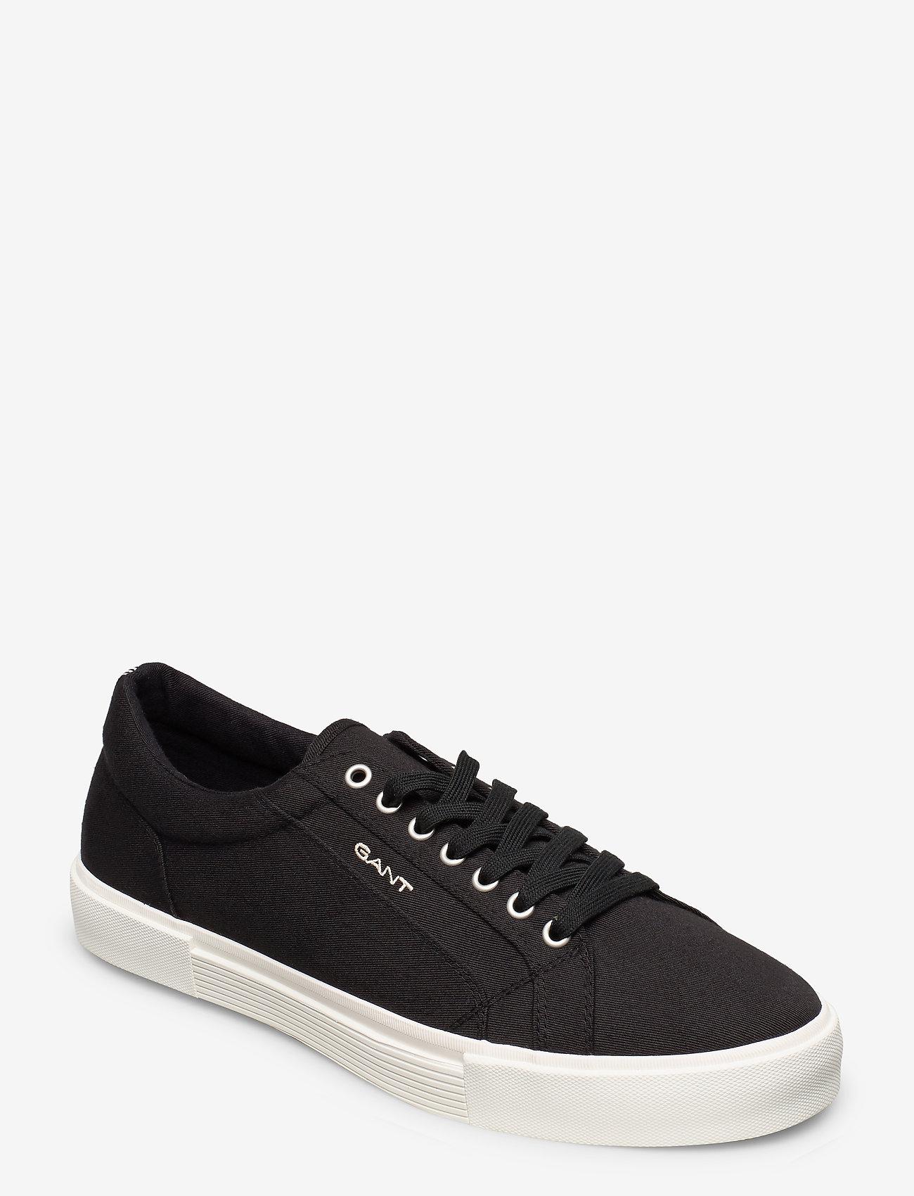GANT - Champroyal Low laceshoes - low tops - black - 0