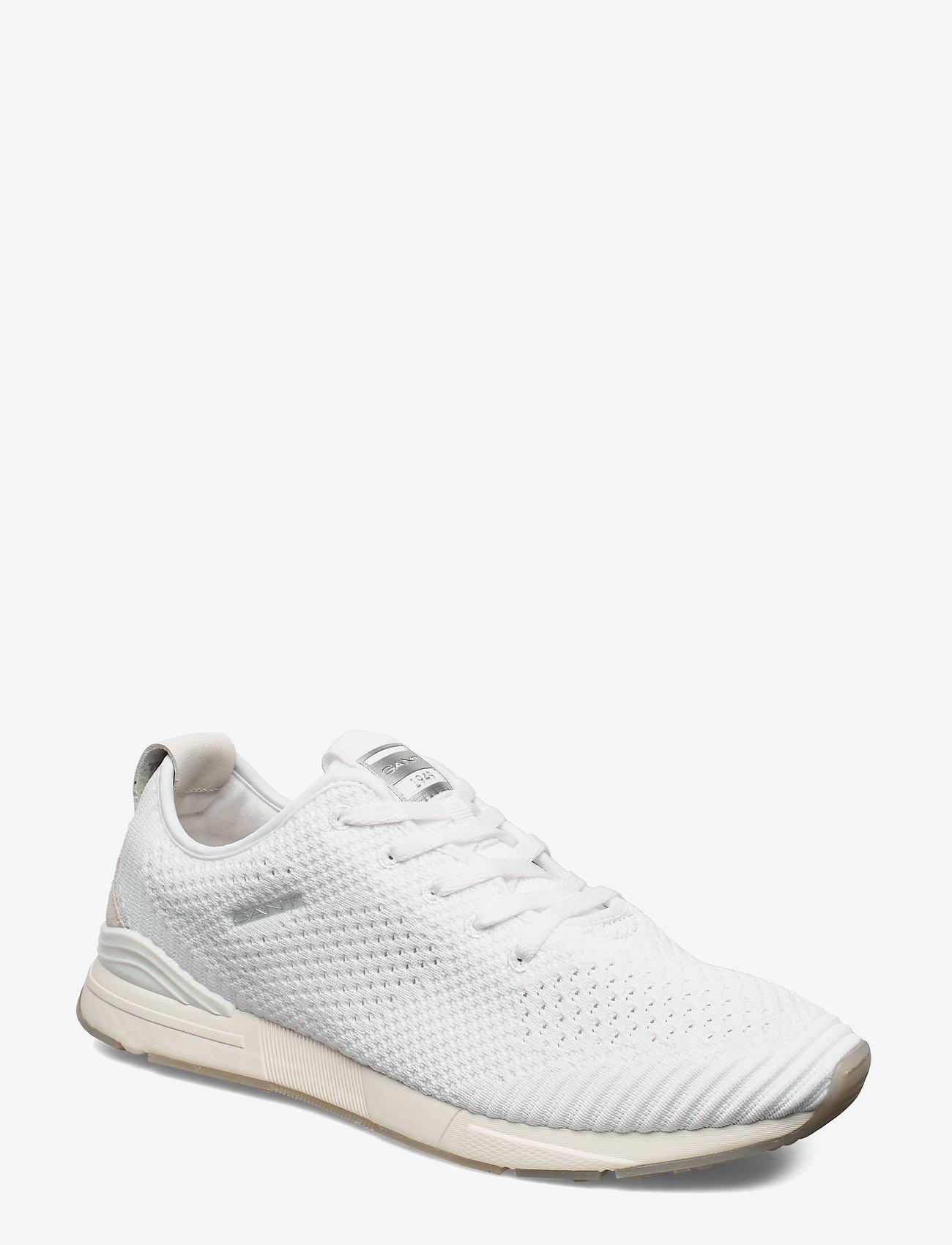 GANT - Brentoon Sneaker - low tops - white - 0