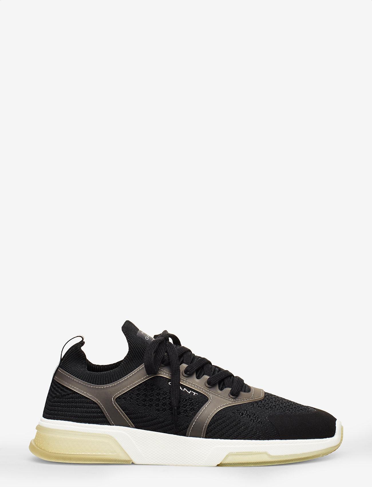 GANT - Hightown Sneaker - low tops - black - 1