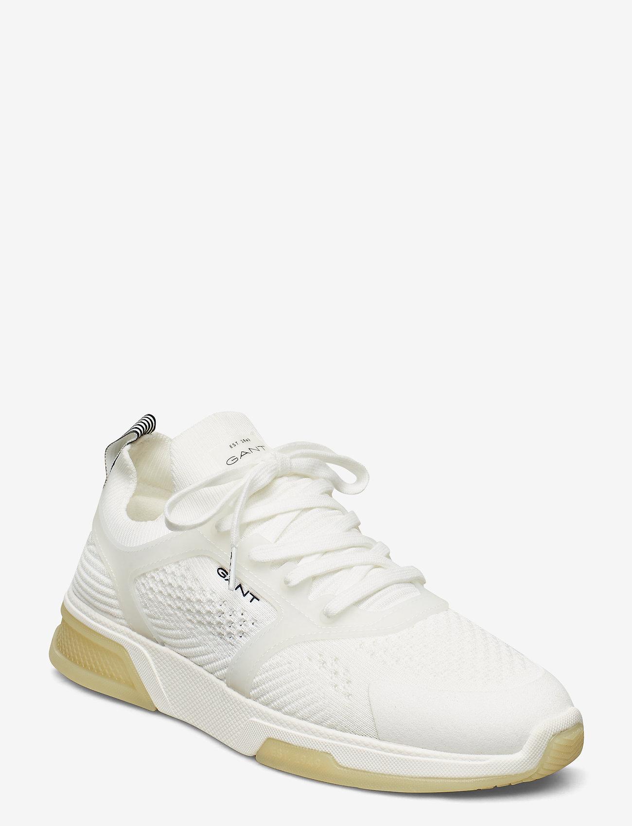 GANT - Hightown Sneaker - low tops - off white - 0