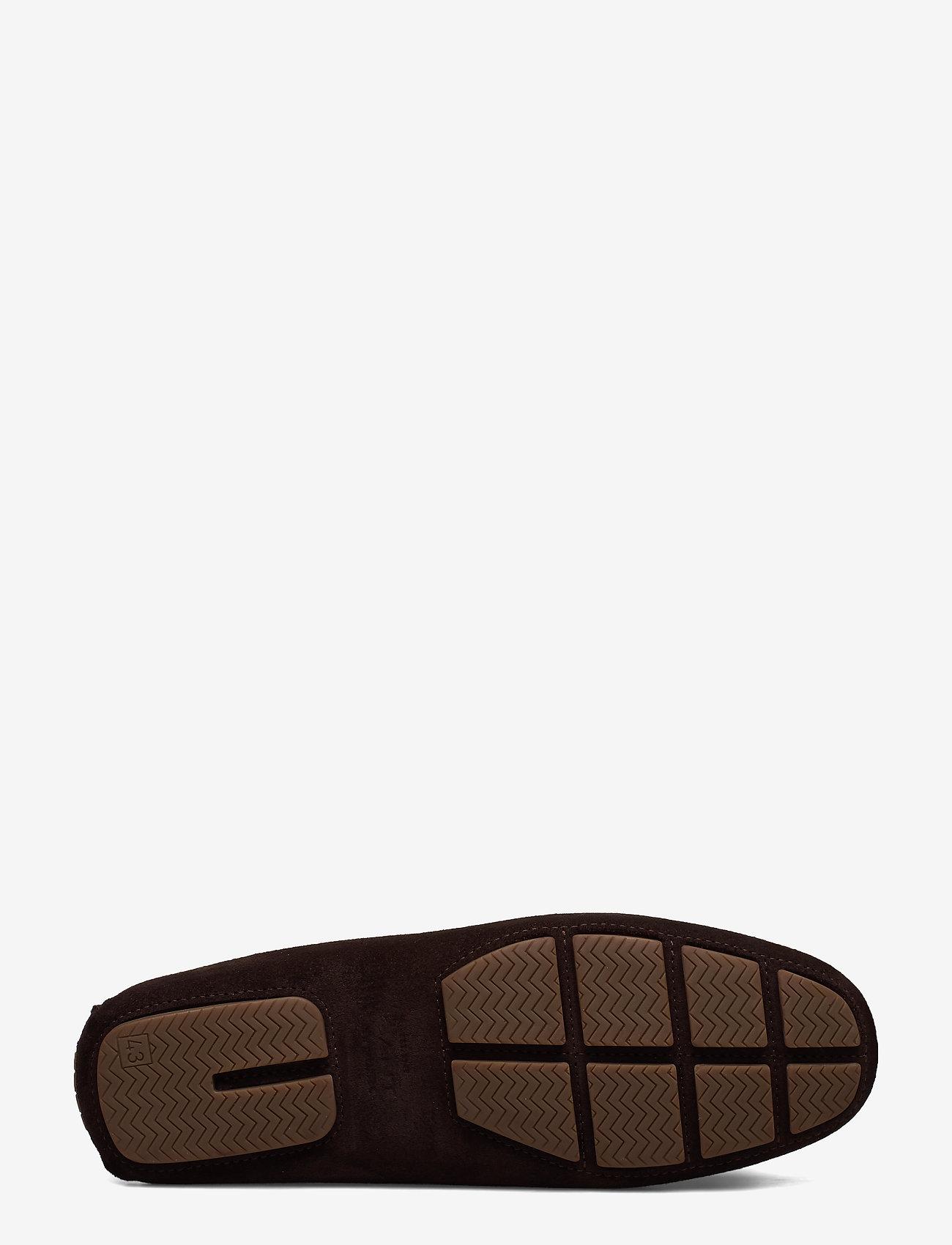 Nicehill Moccasin (Dark Brown) - GANT