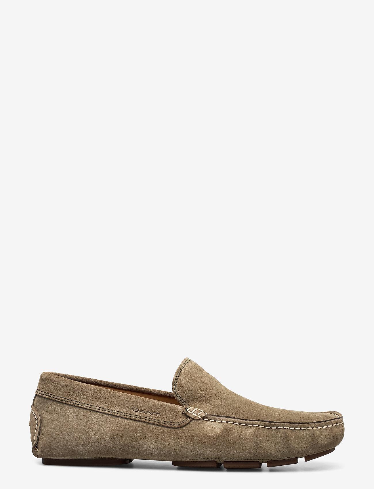 GANT - Nicehill Moccasin - loafers - leaf green - 1