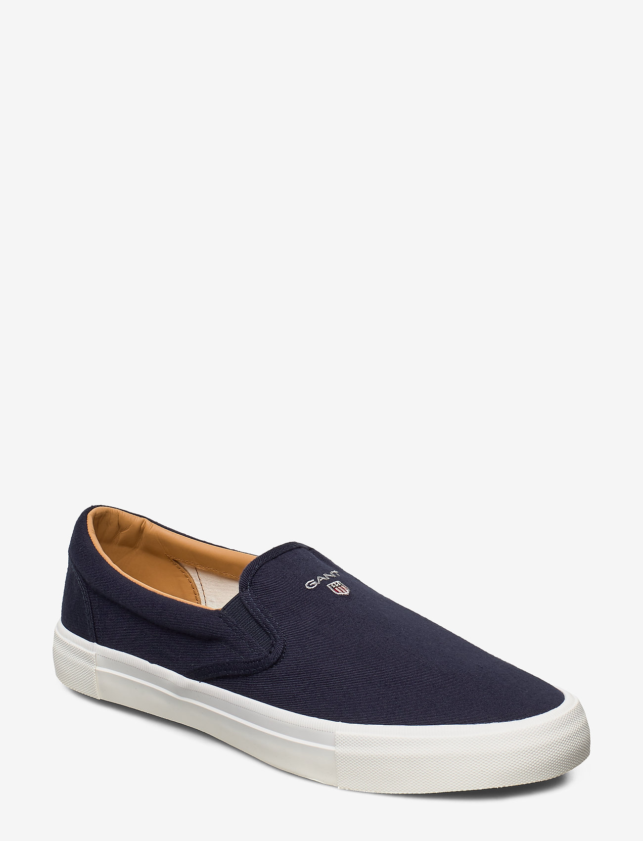 GANT - Sundale Slip-on shoes - baskets slip-ons - marine - 0