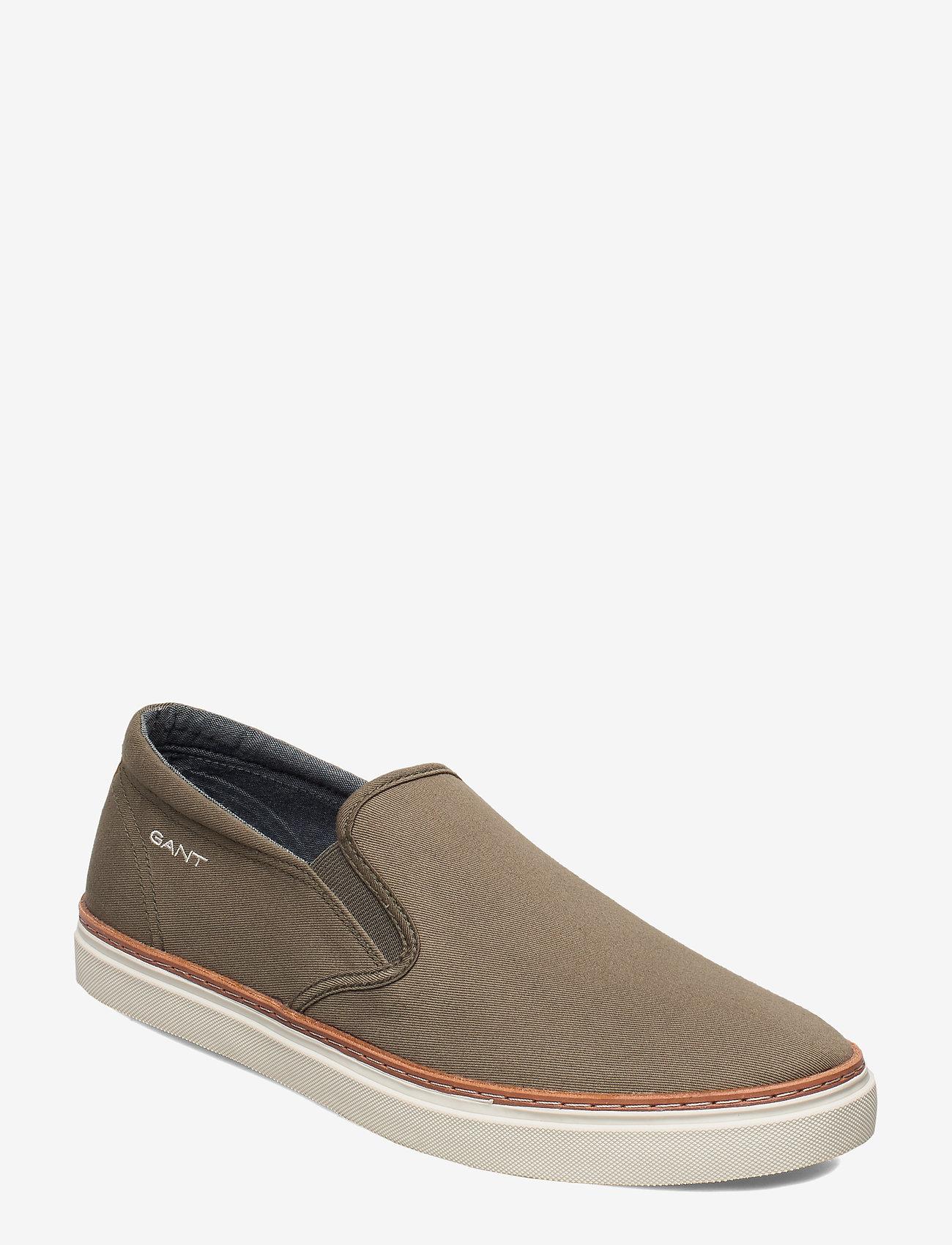 GANT - Prepville Slip-on shoes - baskets slip-ons - kalamata green - 0