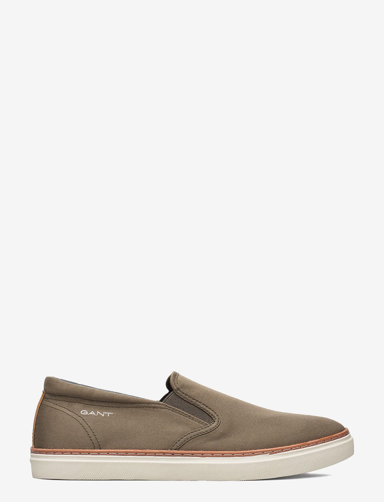 GANT - Prepville Slip-on shoes - baskets slip-ons - kalamata green - 1