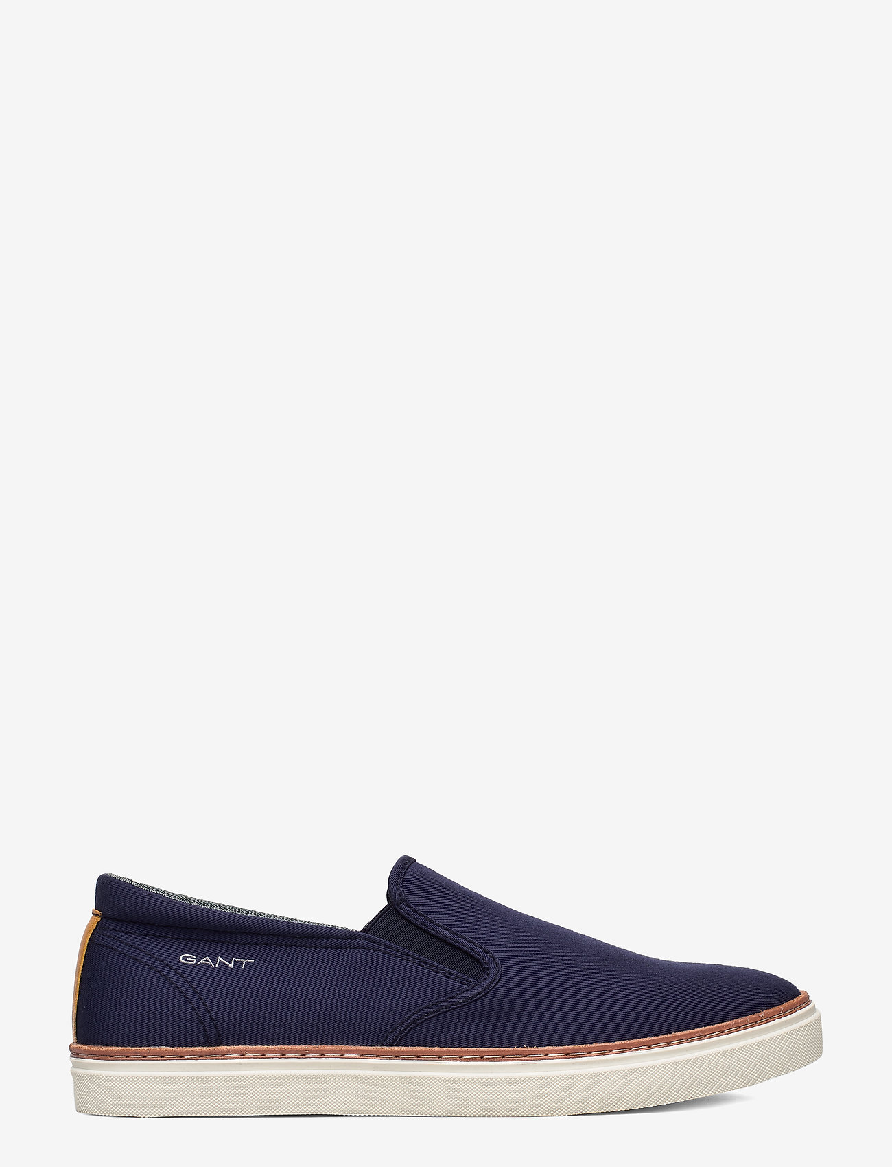 GANT - Prepville Slip-on shoes - baskets slip-ons - marine - 1