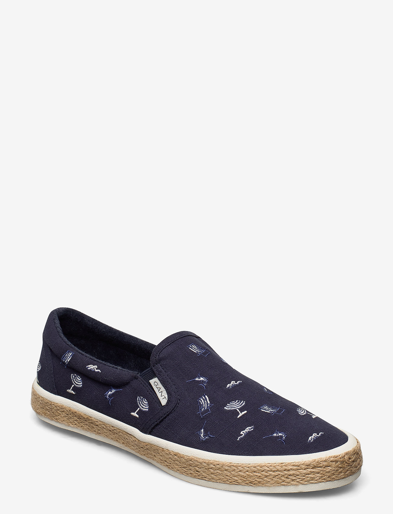 GANT - Primelake Slip-on shoes - espadrilles - marine fantasy - 0