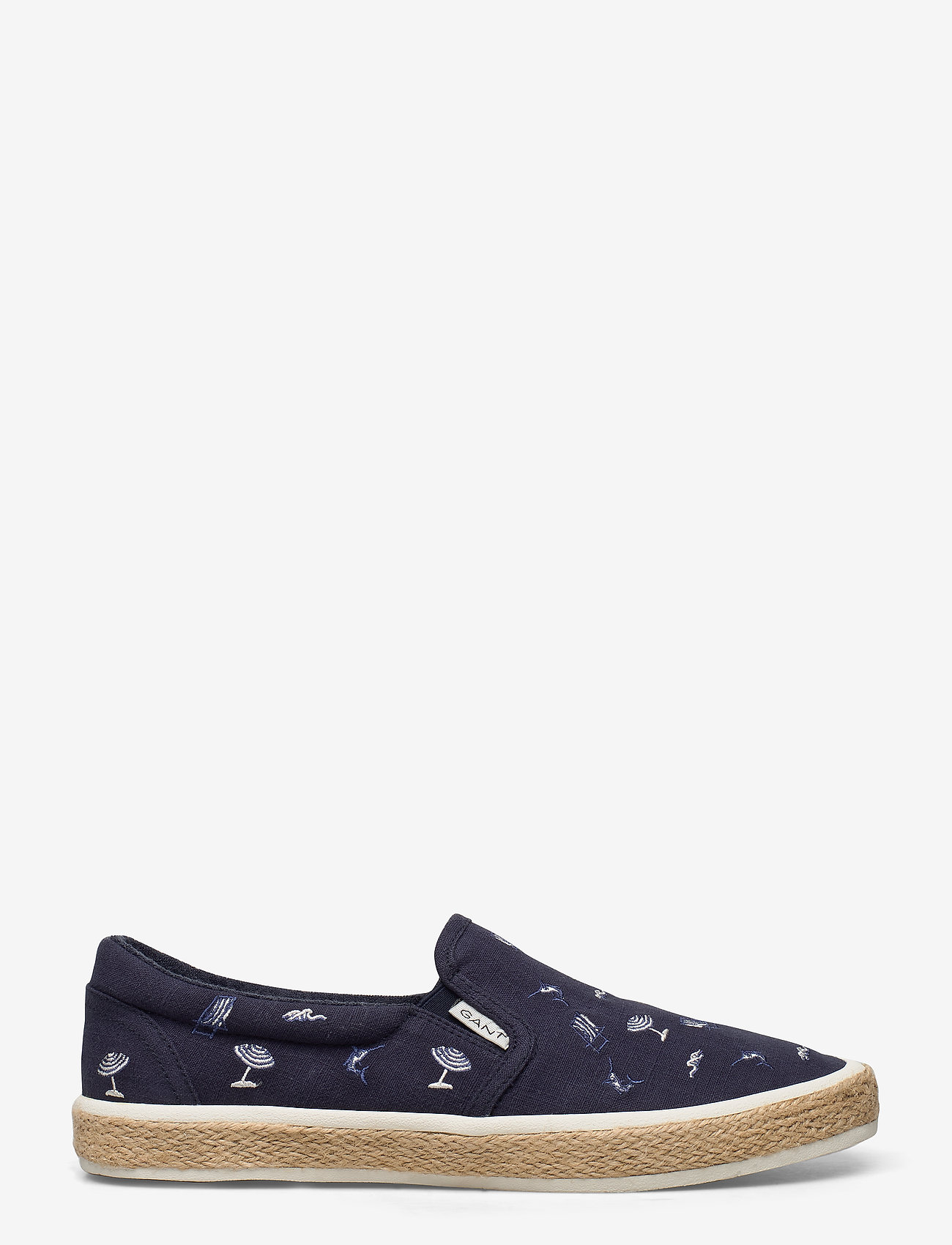GANT - Primelake Slip-on shoes - espadrilles - marine fantasy - 1