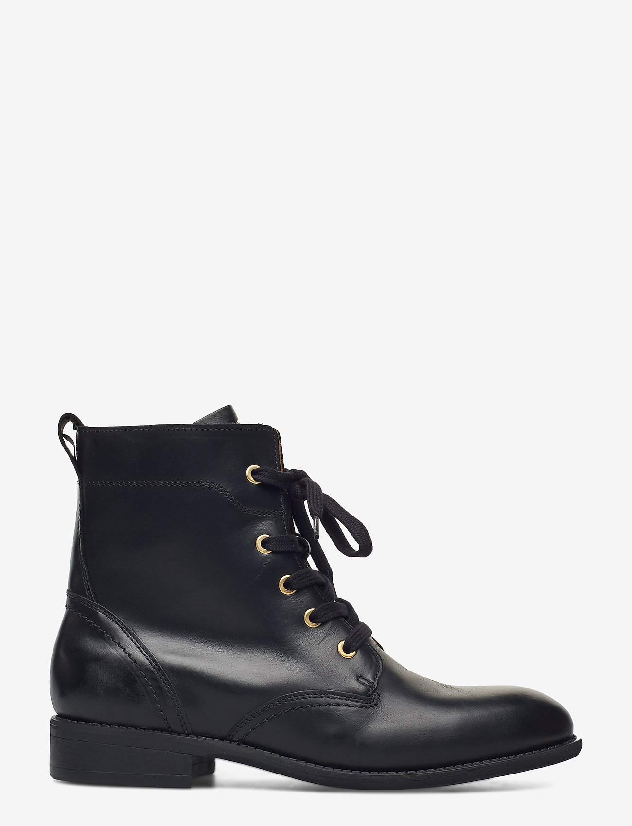 GANT - Ainsley Mid lace boot - laced shoes - black - 1