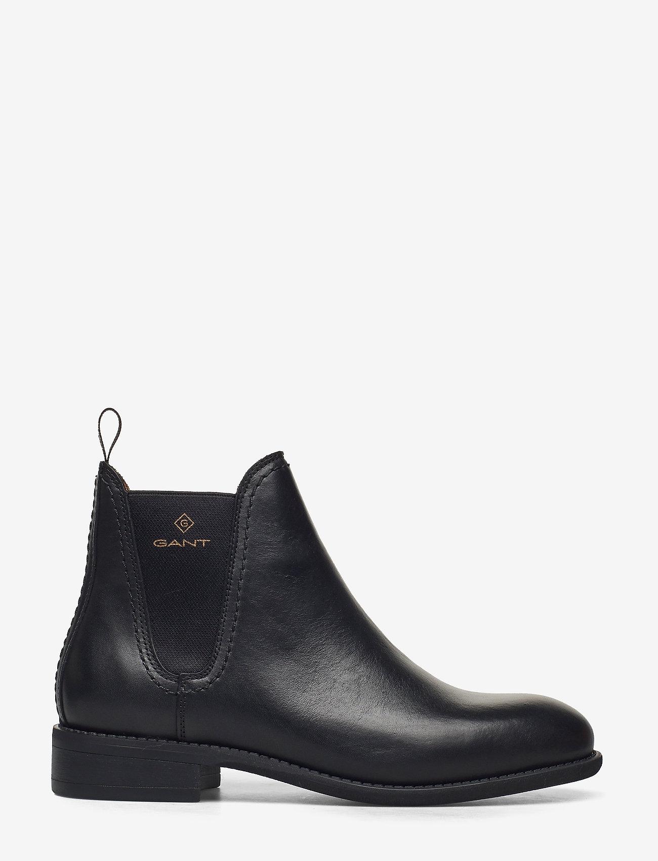 GANT - Ainsley Chelsea - chelsea boots - black - 1