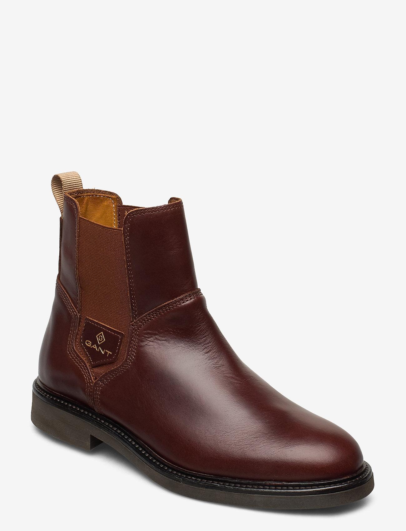 GANT - Ashleyy Chelsea - chelsea boots - sienna brown - 0
