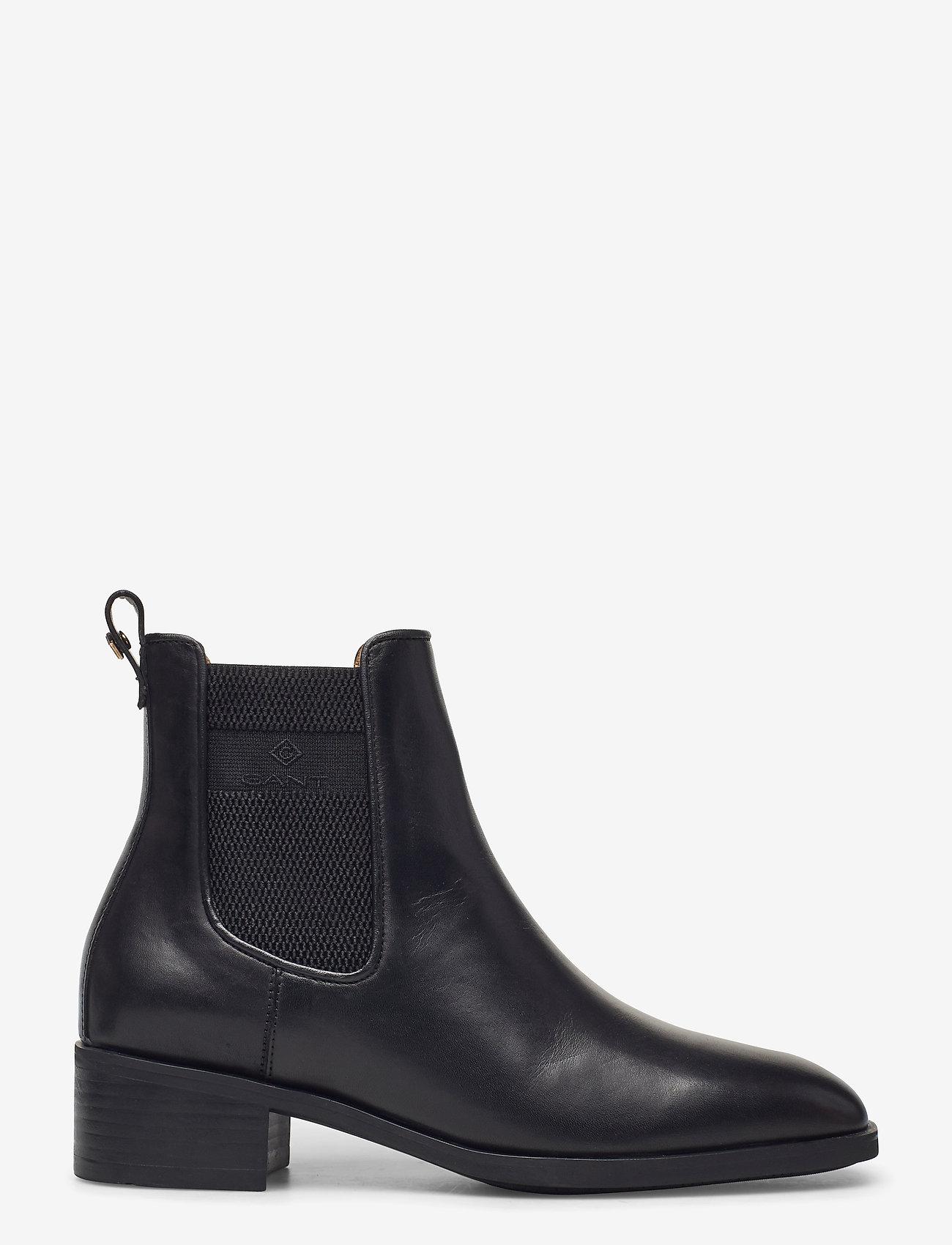 GANT - Dellar Chelsea - chelsea boots - black - 1