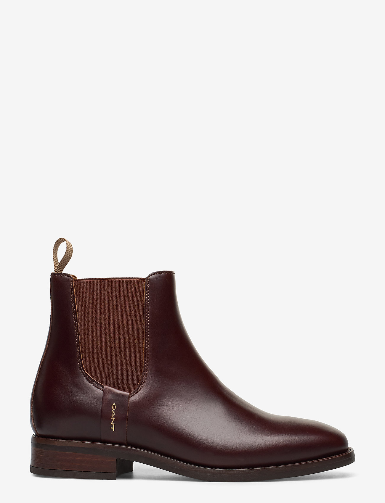 GANT - Fayy Chelsea - chelsea boots - sienna brown - 1