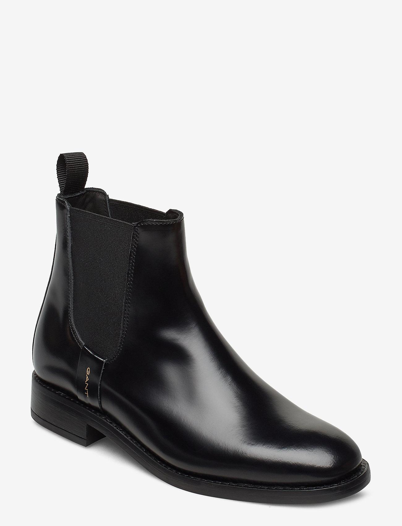 GANT - Fayy Chelsea - chelsea boots - black - 0