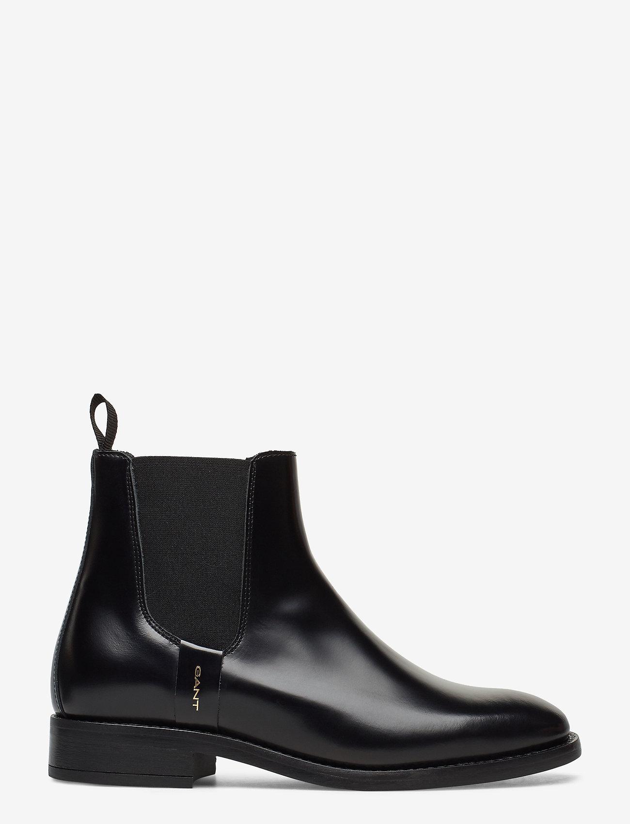 GANT - Fayy Chelsea - chelsea boots - black - 1