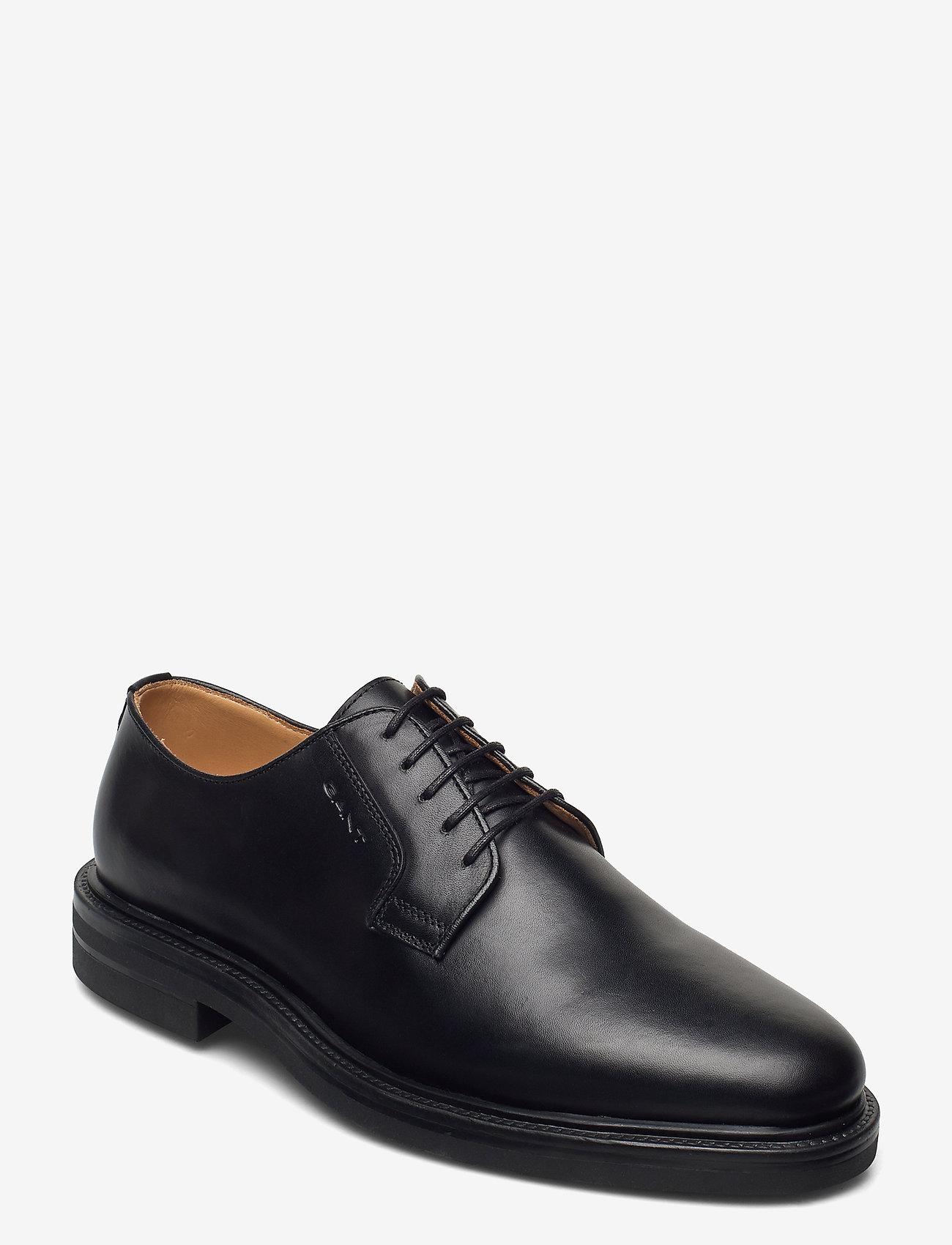 GANT - Kyree Low lace shoes - laced shoes - black - 0