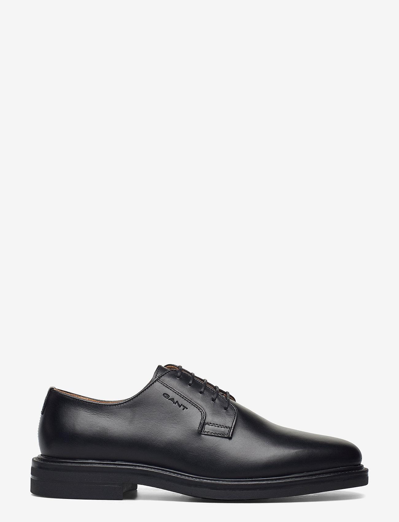 GANT - Kyree Low lace shoes - laced shoes - black - 1