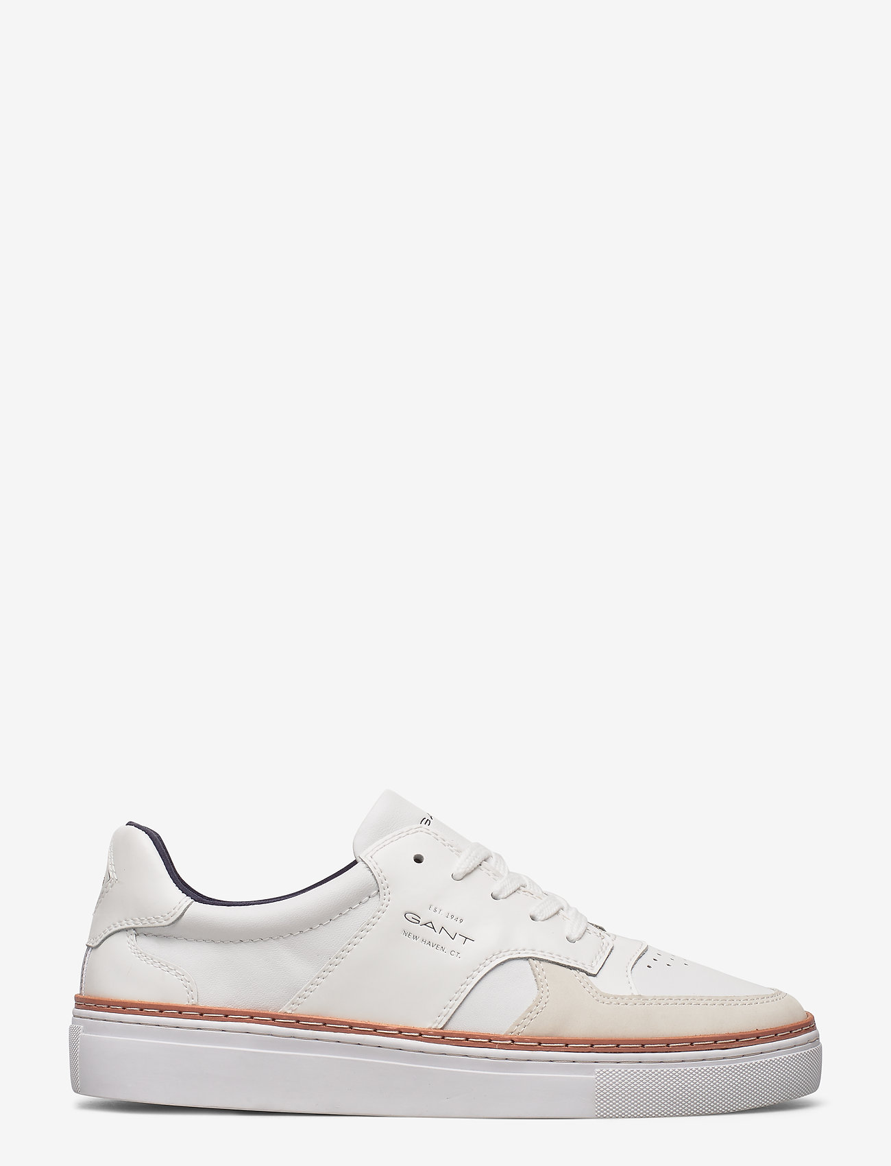 GANT - Mc Julien Cupsole low - niedriger schnitt - bright white - 1