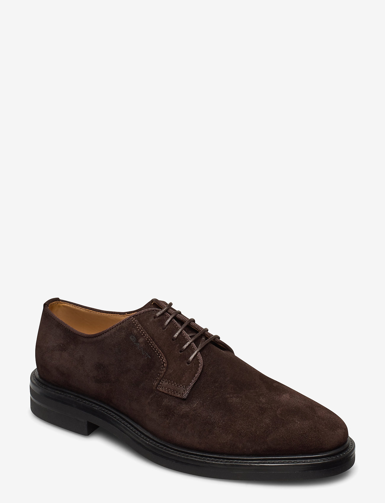 GANT - Kyree Low lace shoes - snøresko - dark brown - 0