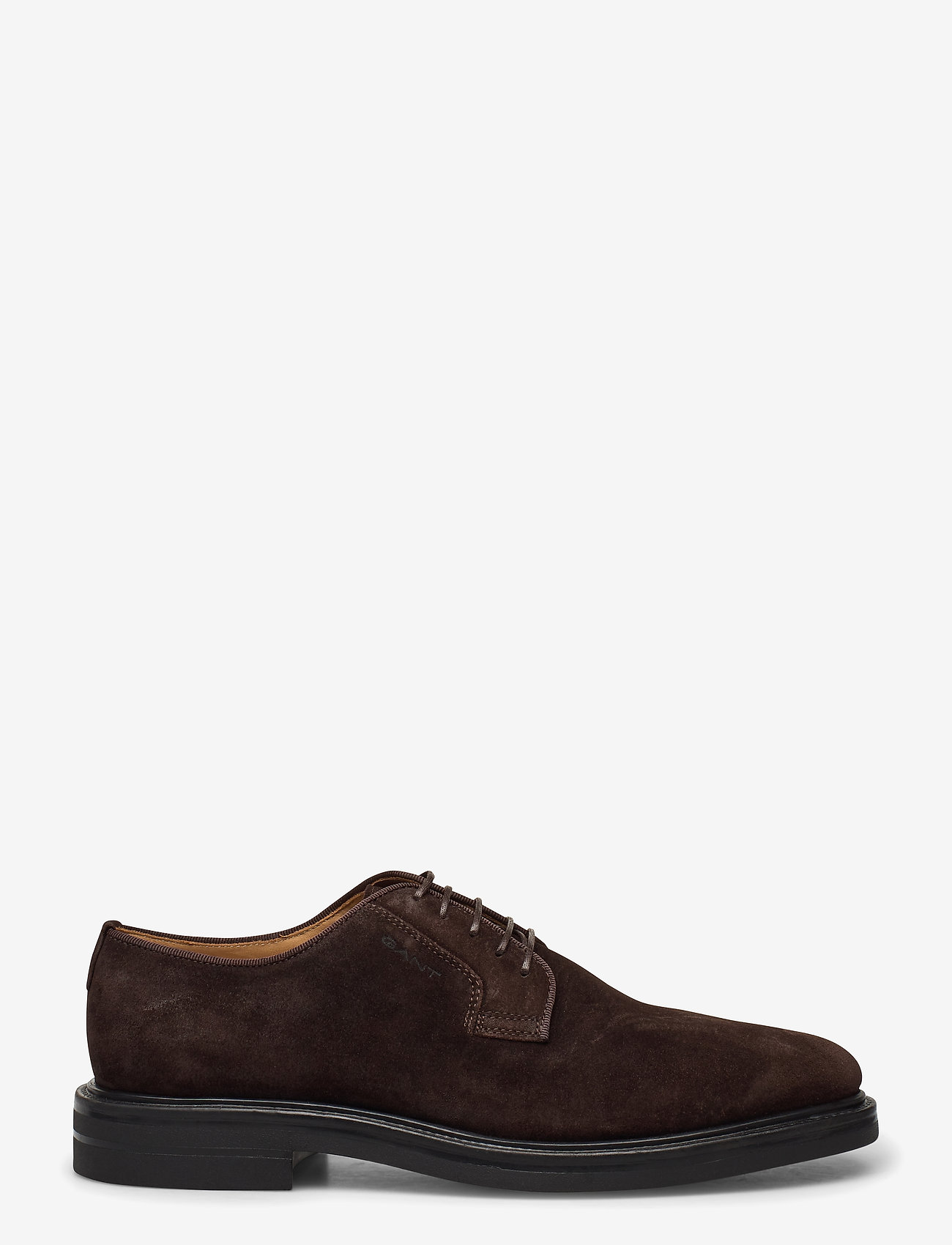 GANT - Kyree Low lace shoes - snøresko - dark brown - 1