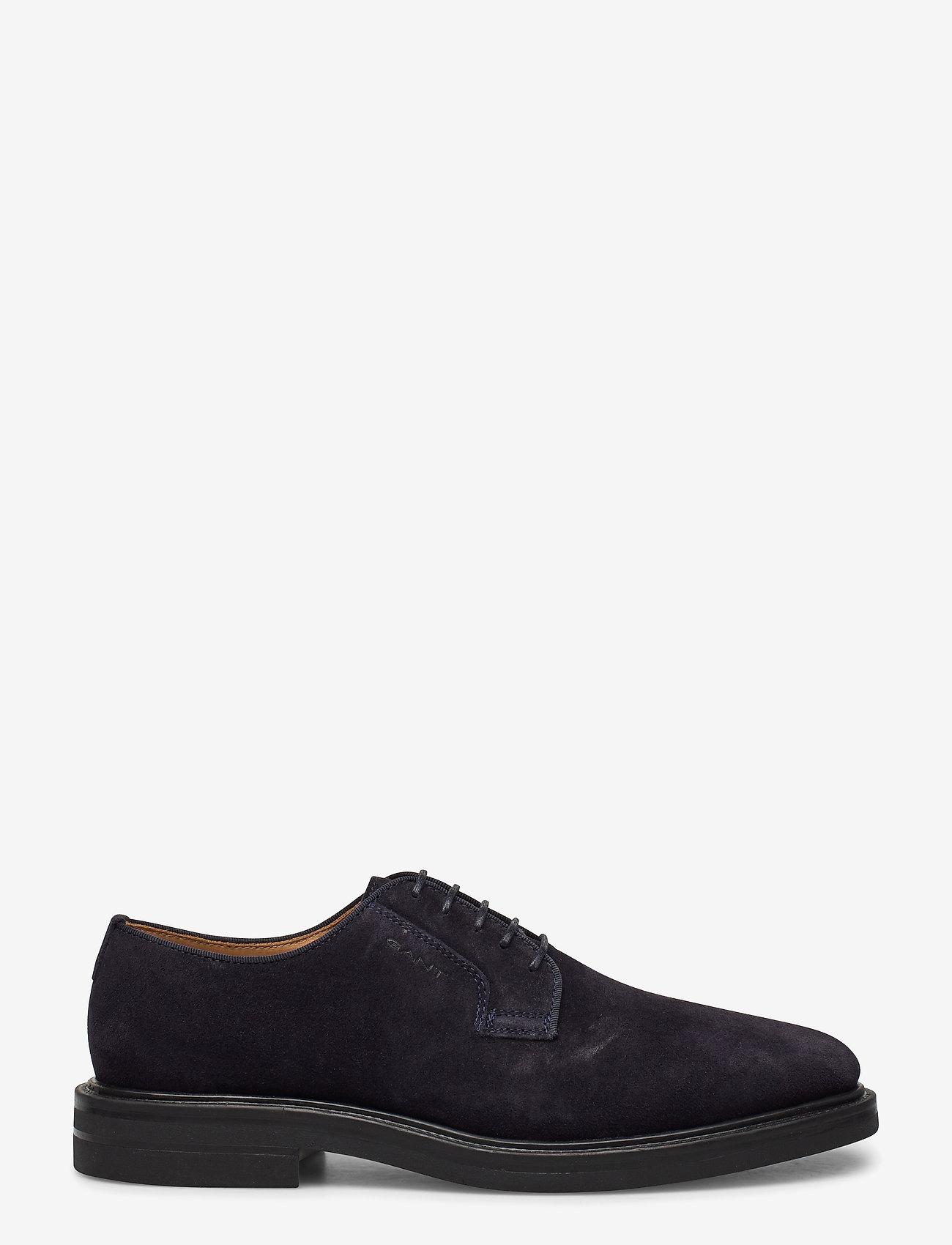 GANT - Kyree Low lace shoes - snøresko - marine - 1