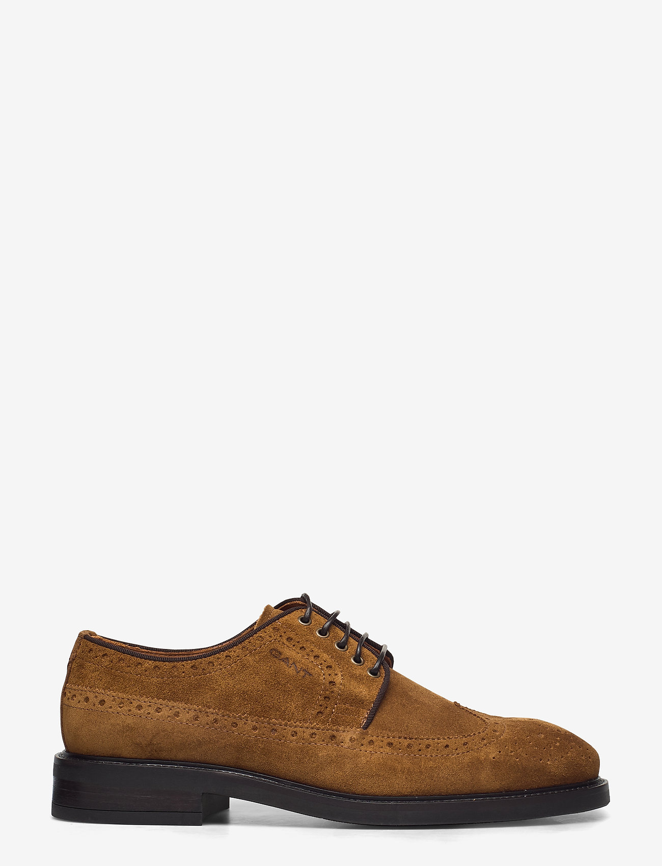 GANT - Flairville Low laceshoes - laced shoes - tobacco brown - 1