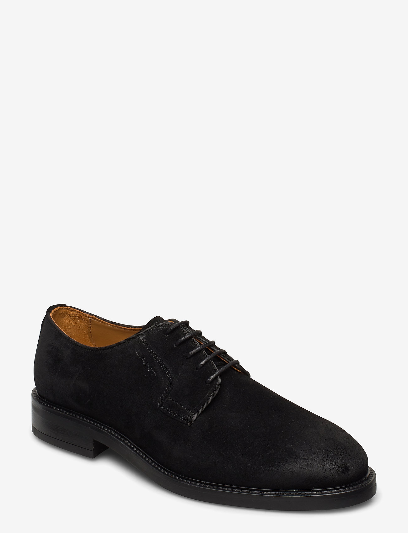GANT - Flairville Low laceshoes - snøresko - black - 0