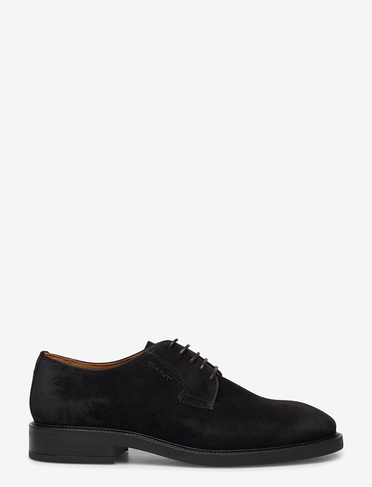 GANT - Flairville Low laceshoes - snøresko - black - 1