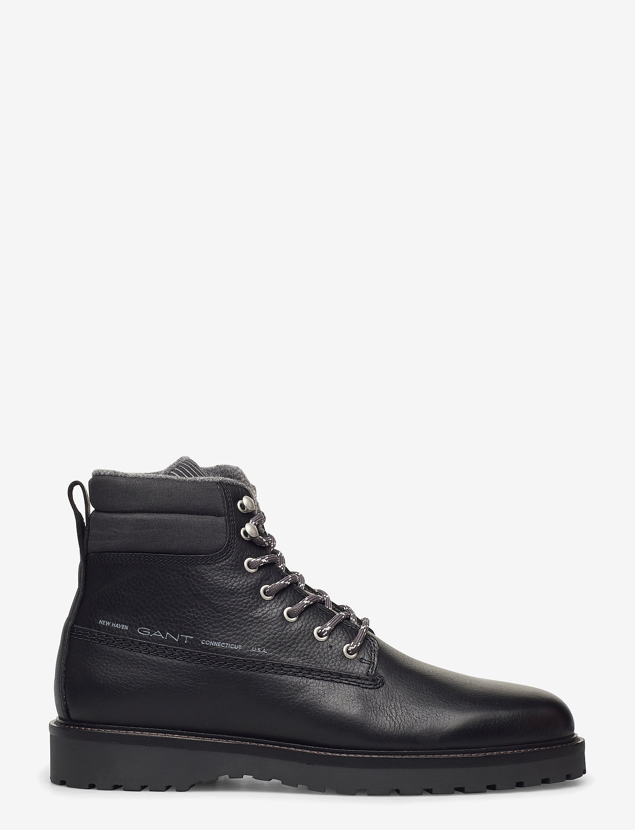 GANT - Roden  Mid lace boot - laced boots - black - 1