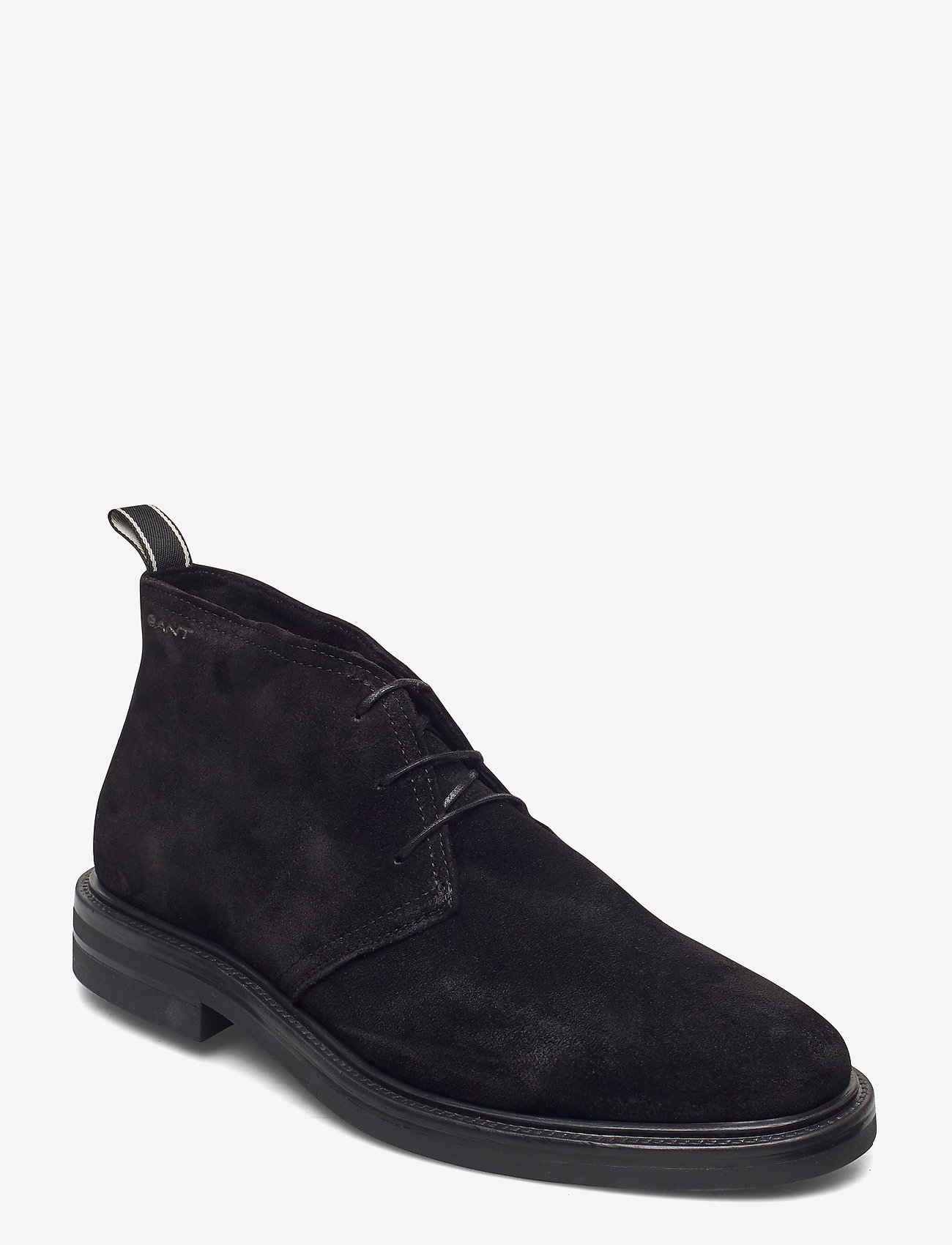 GANT - Kyree Mid lace boot - desert boots - black - 0