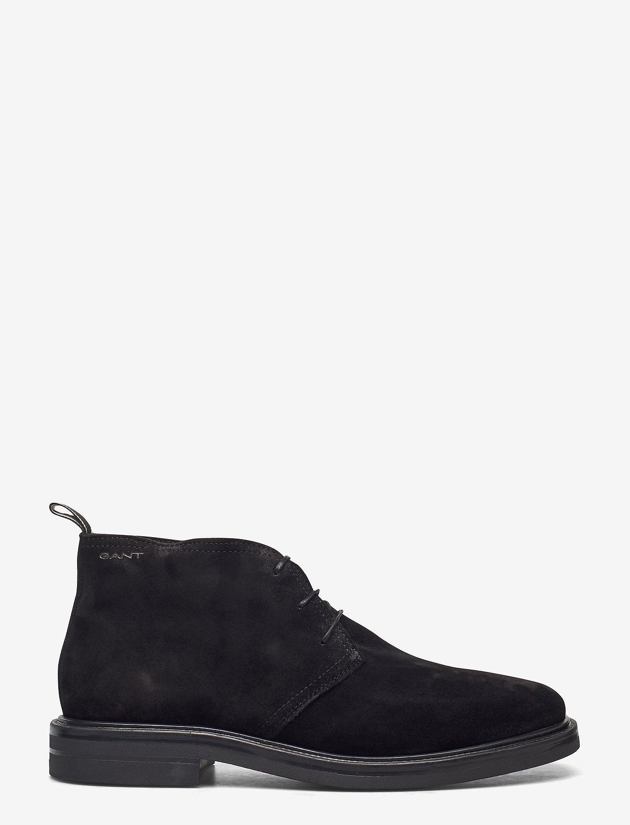 GANT - Kyree Mid lace boot - desert boots - black - 1