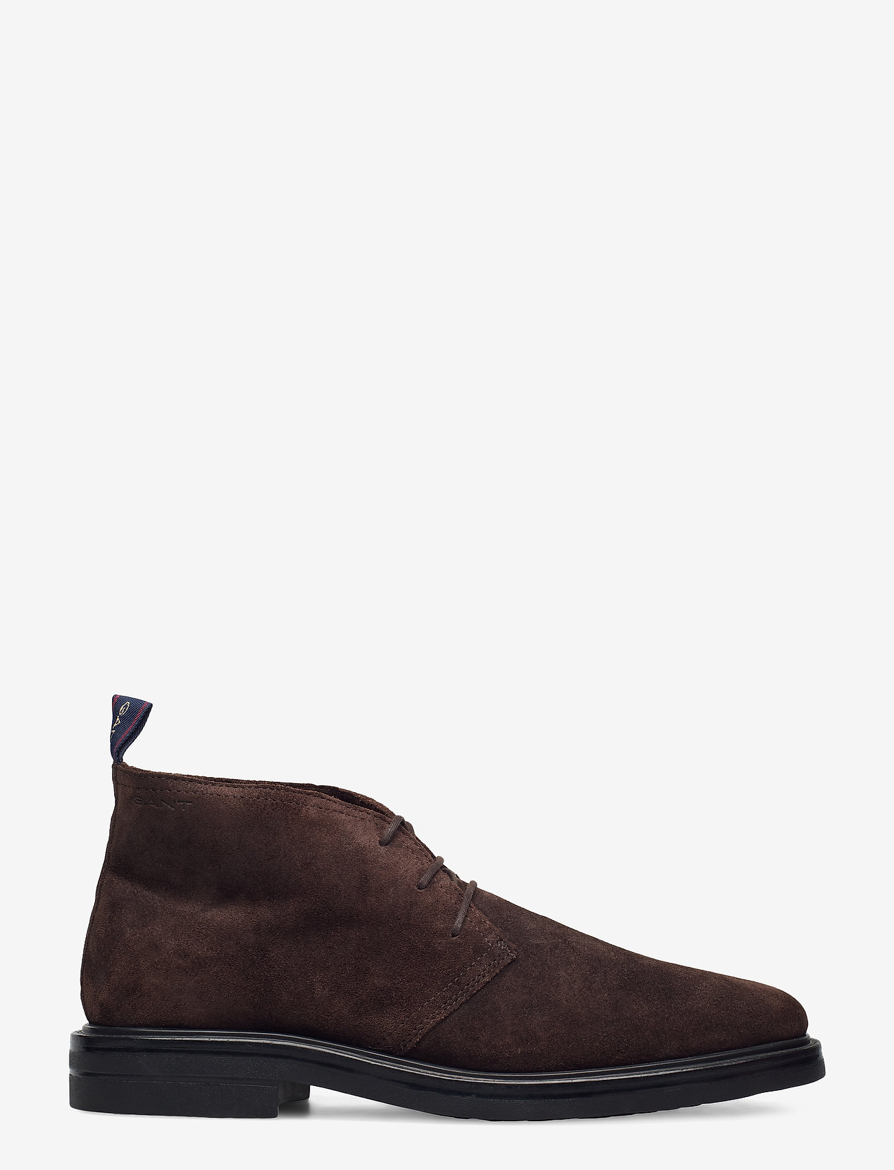 GANT - Kyree Mid lace boot - desert boots - dark brown - 1