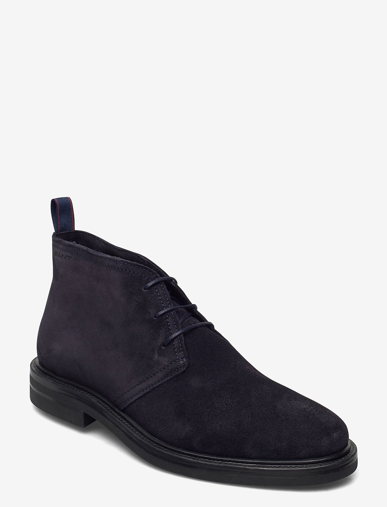 GANT - Kyree Mid lace boot - desert boots - marine - 0